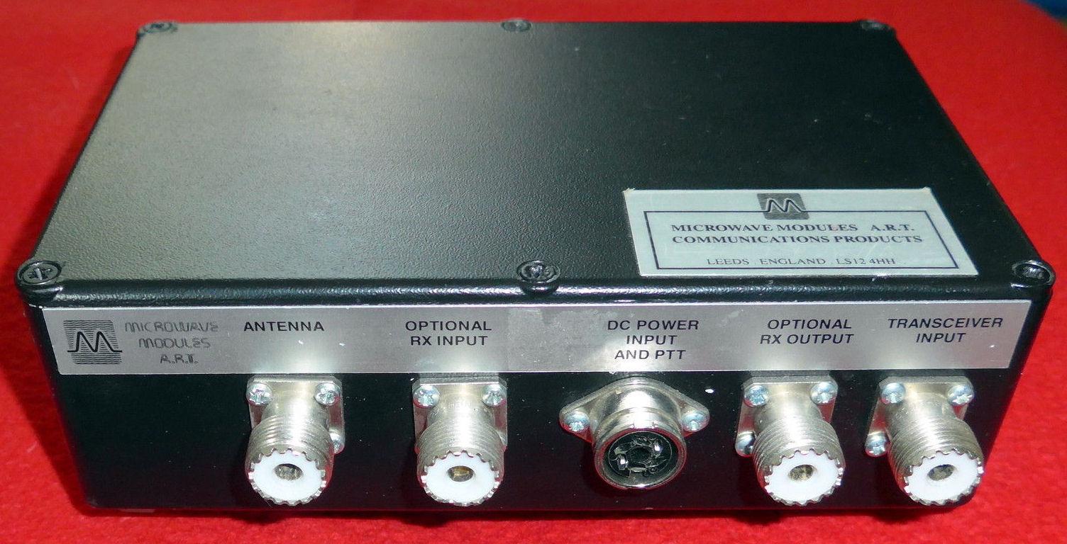 Radiopics Database Transverters Microwave Modules Mmt 144 28 Hp